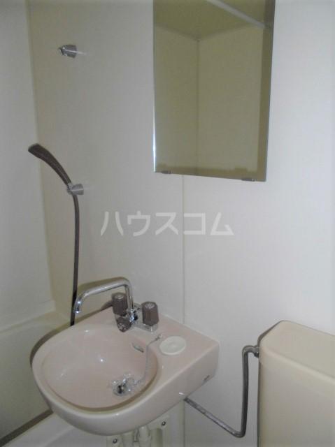 ビクトワール望が丘 102号室の洗面所