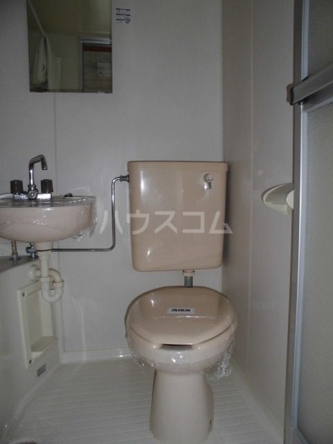 メゾンヤザコ 301号室のトイレ