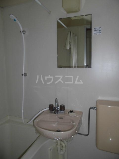 メゾンヤザコ 301号室の洗面所