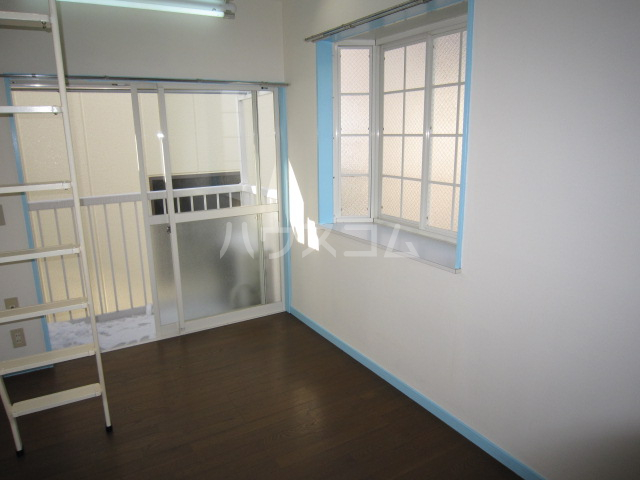 メゾン・ド・パルク Ⅲ 201号室のリビング