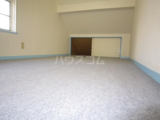 メゾン・ド・パルク Ⅲ 201号室の居室