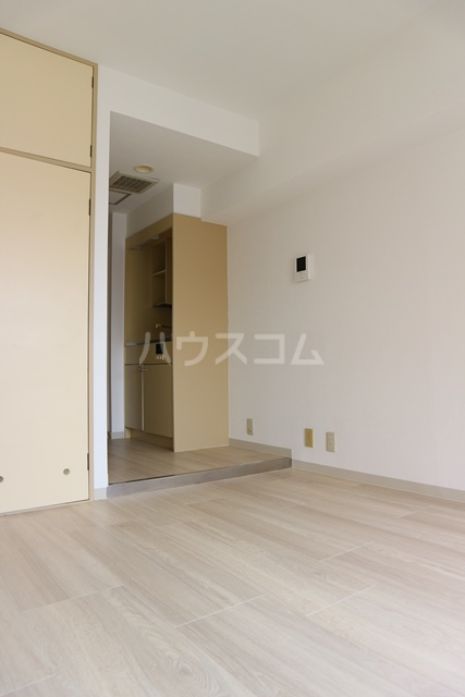 スカイコート蕨 401号室のベッドルーム