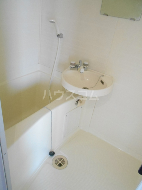 錦町マンション 3-D号室の風呂