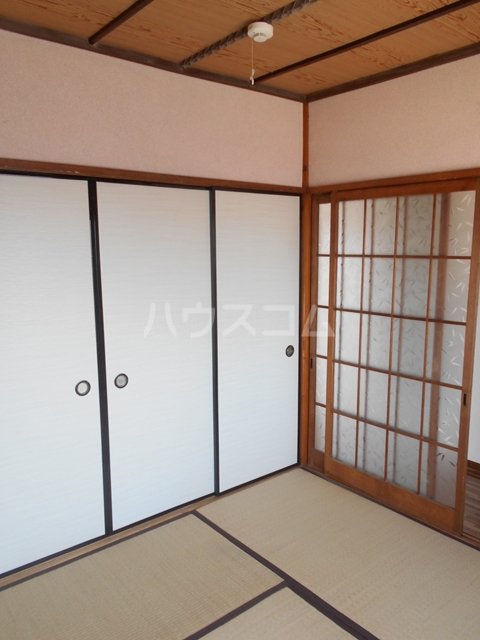 錦町マンション 3-D号室のベッドルーム