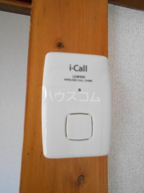 錦町マンション 3-D号室のセキュリティ