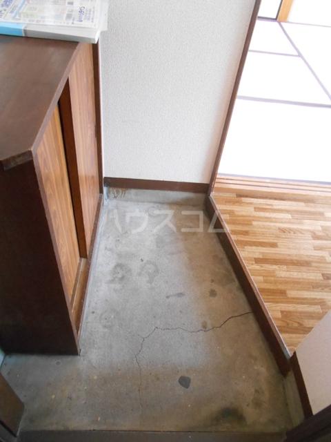 錦町マンション 3-D号室の玄関