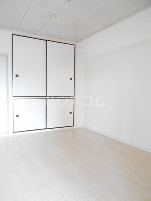 メゾンドセリエ 601号室のベッドルーム