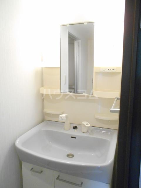 メゾンドセリエ 601号室の洗面所