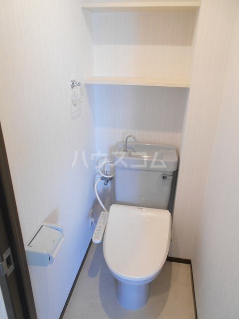 メゾンドセリエ 601号室のトイレ