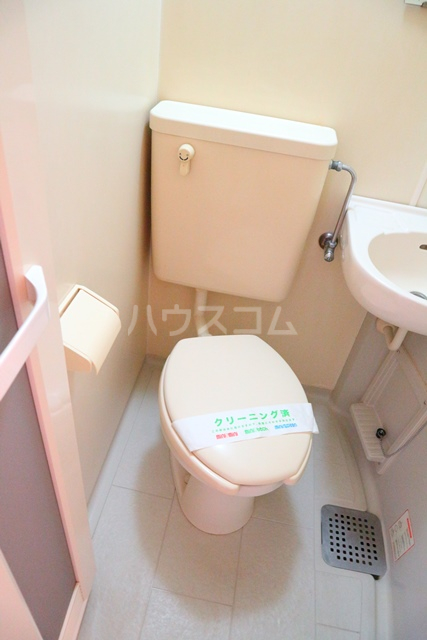 コンフォートマンション北戸田 535号室のトイレ