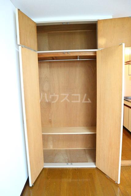 コンフォートマンション北戸田 535号室の収納