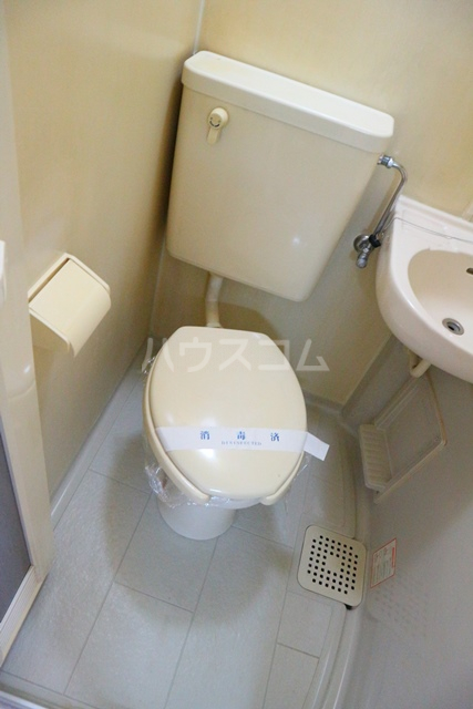 コンフォートマンション北戸田 538号室のトイレ