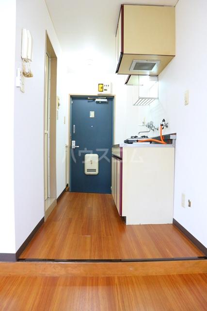 コンフォートマンション北戸田 538号室の玄関