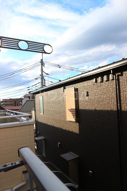 コンフォートマンション北戸田 538号室の景色