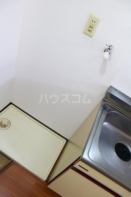 コンフォートマンション北戸田 538号室の設備