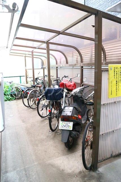 コンフォートマンション北戸田 538号室のその他共有