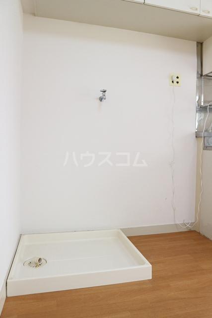 塚越パークハイツ 302号室の設備