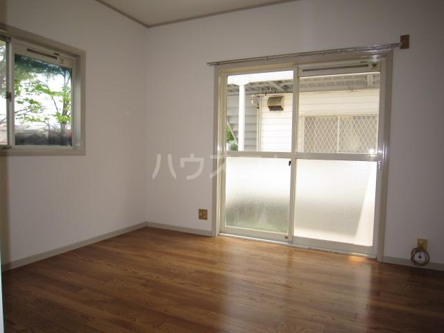 ホシノハイツB 101号室の景色