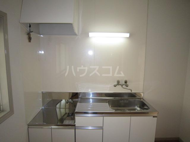 ホシノハイツB 101号室のキッチン