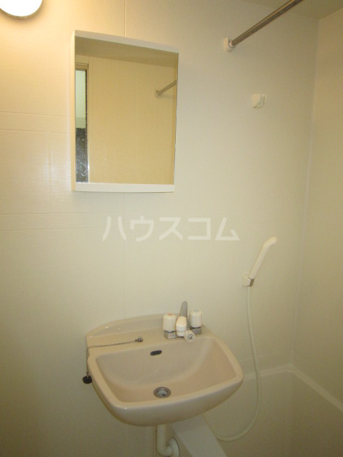ルミナス 102号室の洗面所