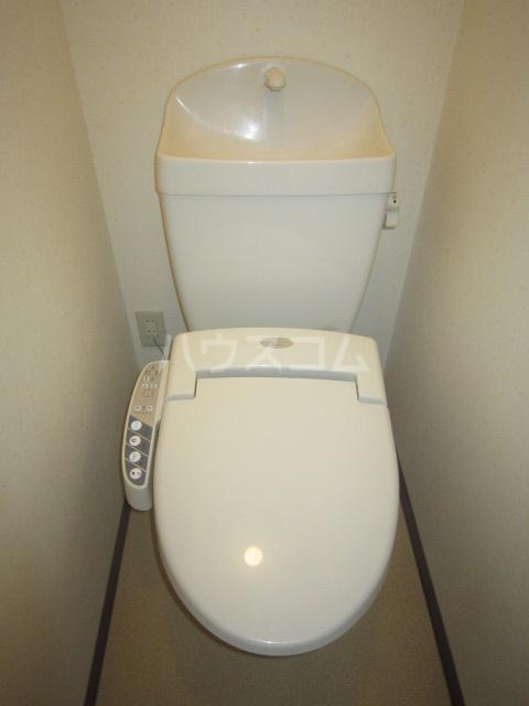 ルミナス 102号室のトイレ