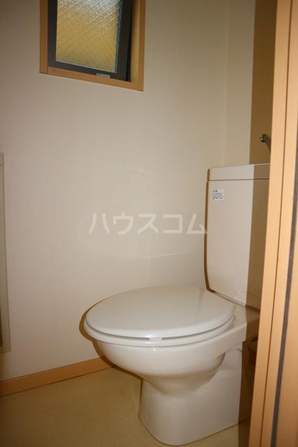 ドリームピア南町 101号室のトイレ