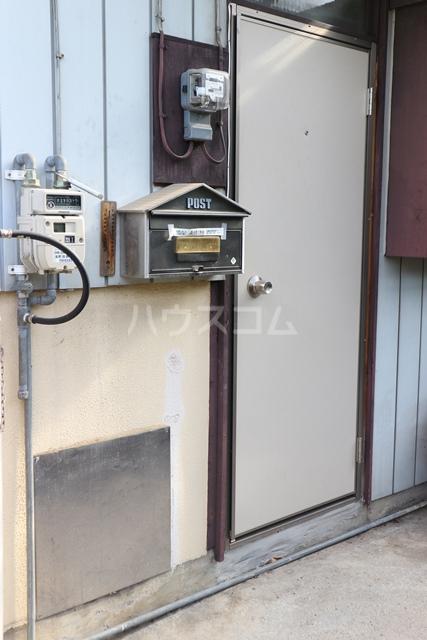 HK様芝4丁目貸家のエントランス