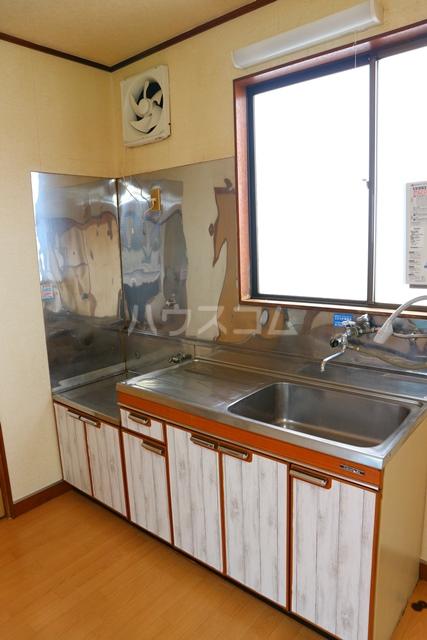 芝2丁目H様貸家のキッチン