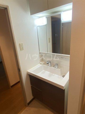 スクエアKⅢ 306号室の洗面所