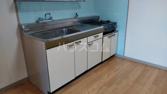 ニューハイムタヒラ 201号室のキッチン