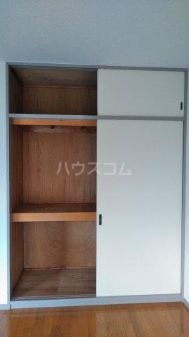 ニューハイムタヒラ 201号室の収納