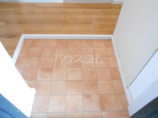 アーバンハイツ 202号室の玄関