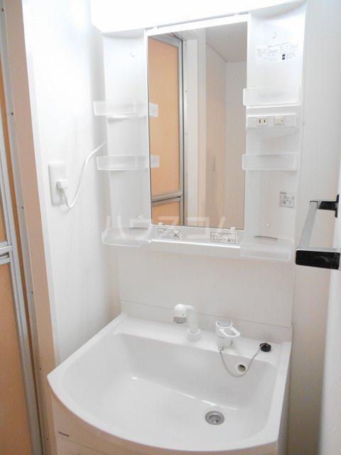 アーバンハイツ 202号室の洗面所