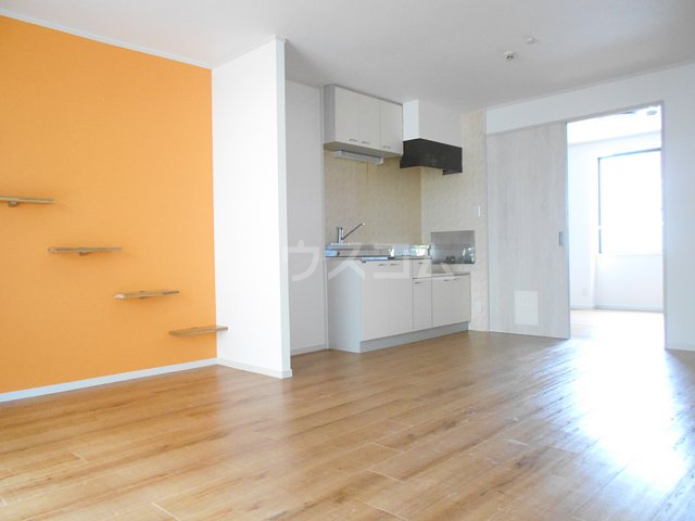 アーバンハイツ 202号室のキッチン