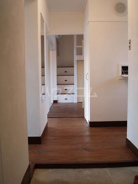 やよいS3マンション 402号室の玄関