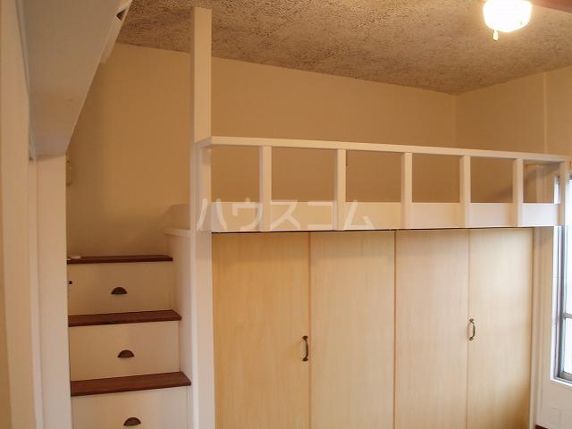 やよいS3マンション 402号室のベッドルーム