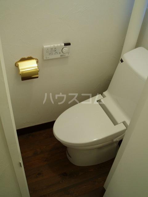 やよいS3マンション 402号室のトイレ