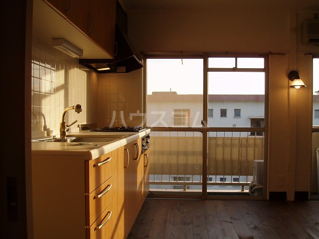 やよいS3マンション 402号室の景色