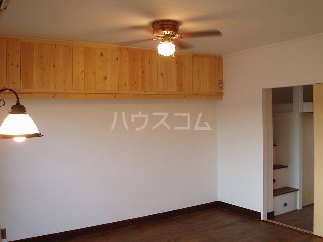 やよいS3マンション 402号室のリビング