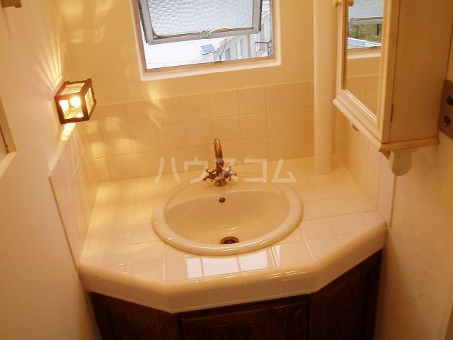 やよいS3マンション 402号室の洗面所
