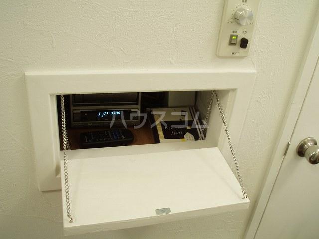 やよいS3マンション 402号室の設備