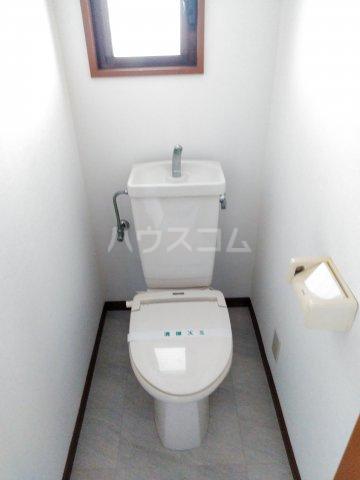 リエス浜松本郷町 101号室のトイレ