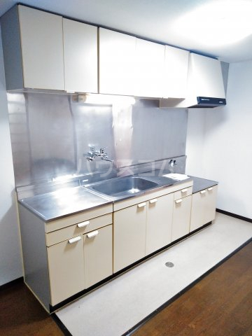 リエス浜松本郷町 202号室のキッチン