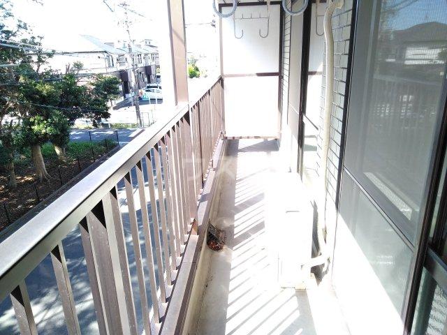 リエス浜松本郷町 202号室のバルコニー