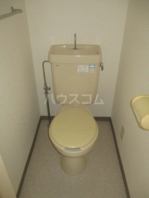 エイタイマンション 203号室のトイレ