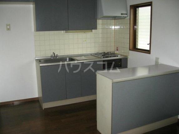 桃井1号館 203号室のキッチン
