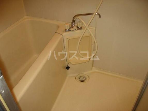 桃井1号館 203号室の風呂