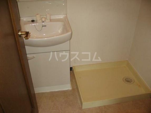桃井1号館 203号室の洗面所