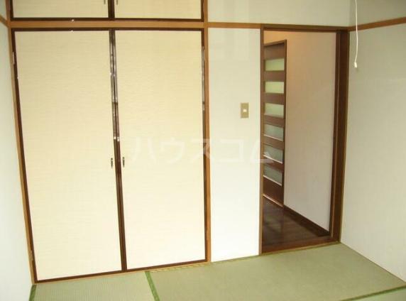 桃井1号館 203号室の居室