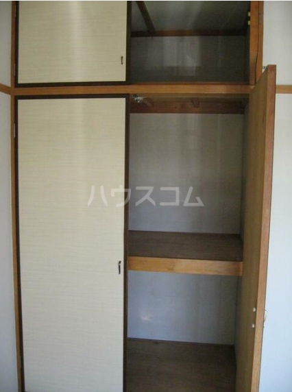 桃井1号館 203号室の収納